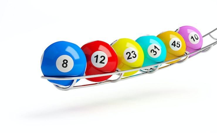 Lottery balls2