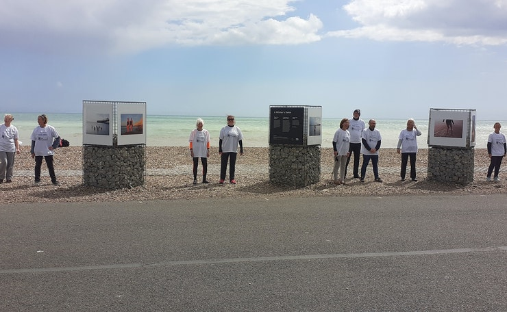 Worthing seafront gallery 17 May 1 smaller